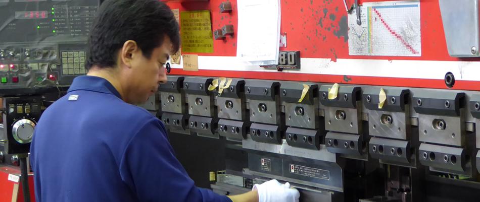 二級工場板金技能士ベンディング担当Oさん